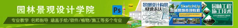 景观设计视频教程