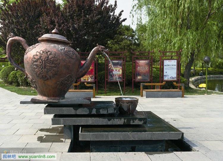 论坛 景观项目 中式庭院景观  中式庭院景观,摒弃了传统欧式别墅的