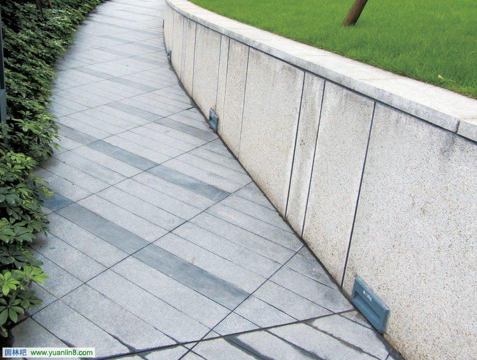 坡道设计要点 各式坡道设计实景图高清图片