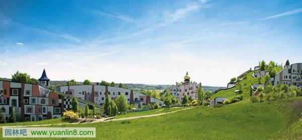奥地利:百水山庄温泉酒店第1张图片
