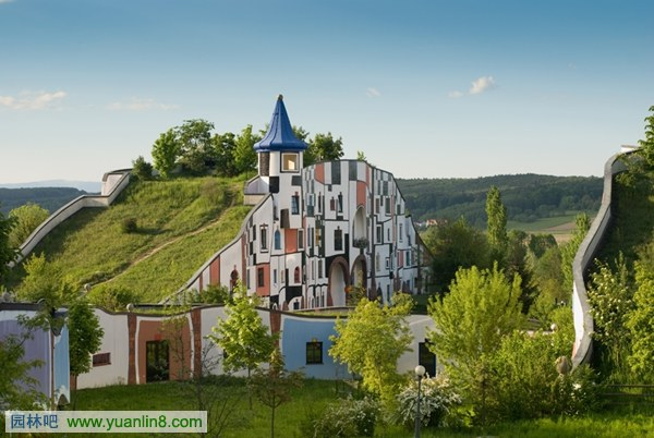 奥地利:百水山庄温泉酒店第2张图片
