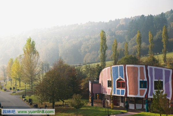 奥地利:百水山庄温泉酒店第4张图片