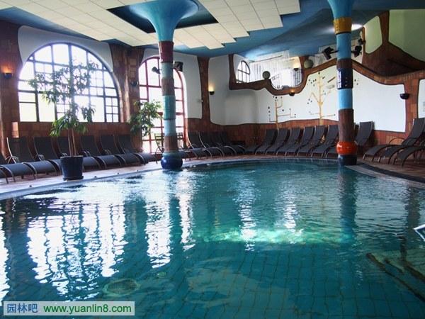 奥地利:百水山庄温泉酒店第7张图片