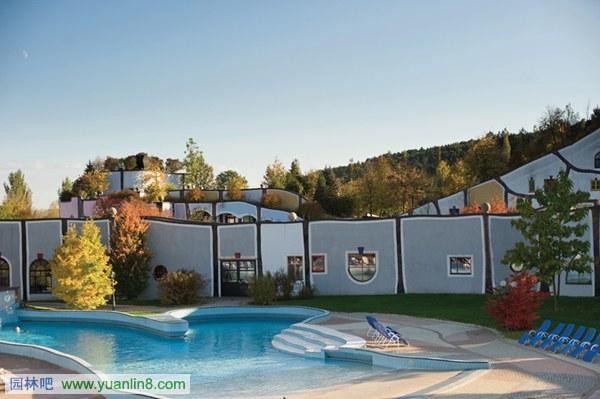 奥地利:百水山庄温泉酒店第8张图片