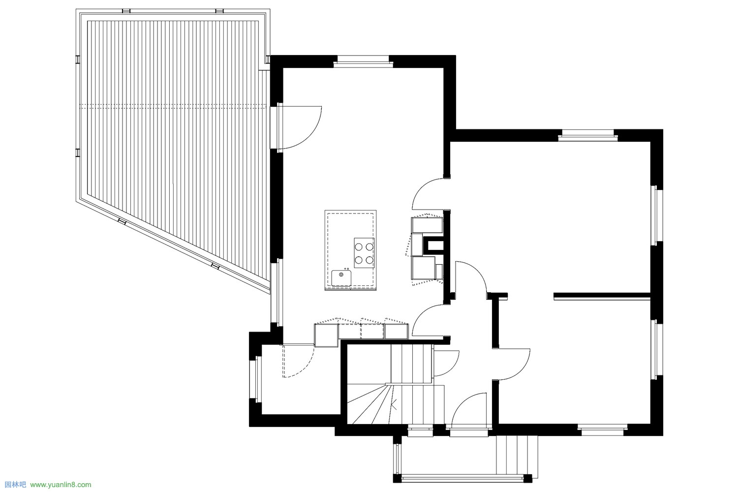 HHF-W130-house_s-drawing-02-ground_floor