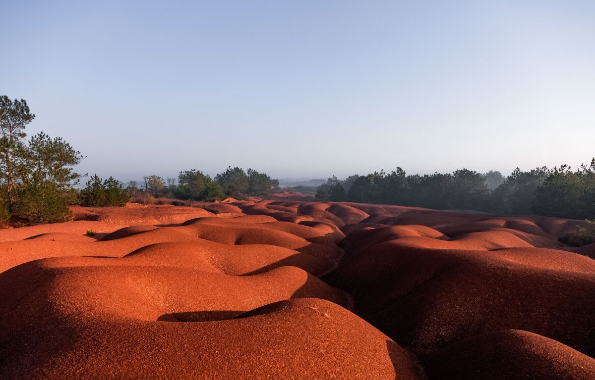 Nanchang Red Earth Park