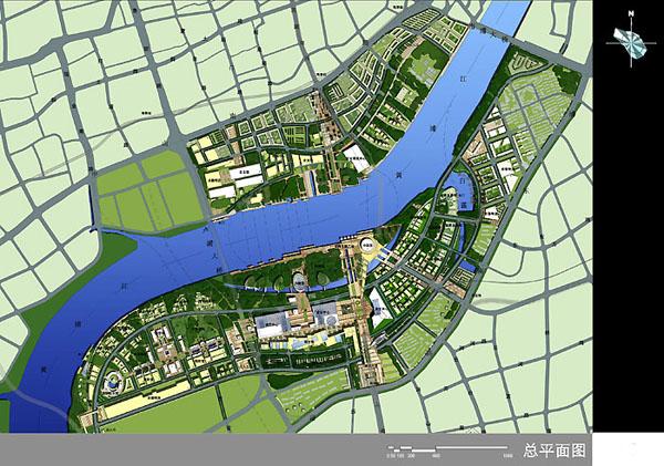 快题设计手绘资料_设计参考:2010年世博会总平面图,效果图,鸟瞰图等-景观规划_园林吧