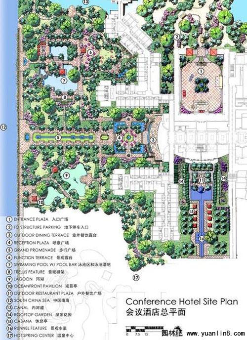 之种植容器设计(多图) 园林景观小品-城市家具 园林小品国外案例图