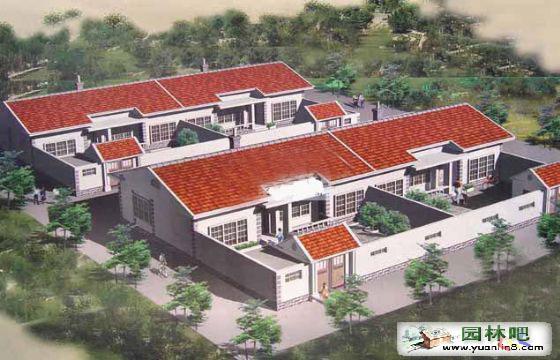新农村住宅设计效果组图