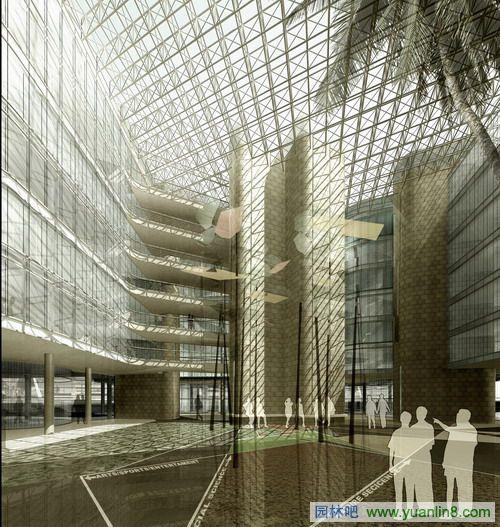 昆明理工大学呈贡校区校园规划