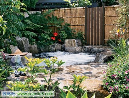 [别墅案例]万科深蓝欧式别墅景观 园林景观快题设计的训练--案例解读