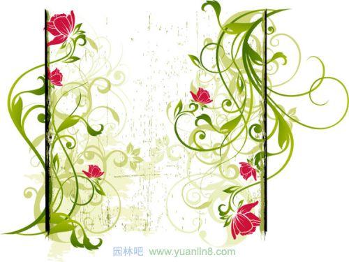 手绘墙素材,手绘墙墙画欣赏