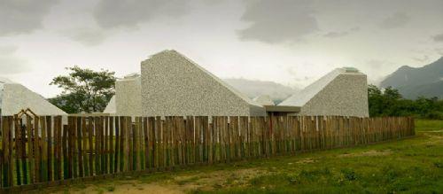 timayui幼儿园建筑设计效果图系列参考