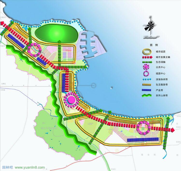 秦皇岛市开发区海湾公司地图