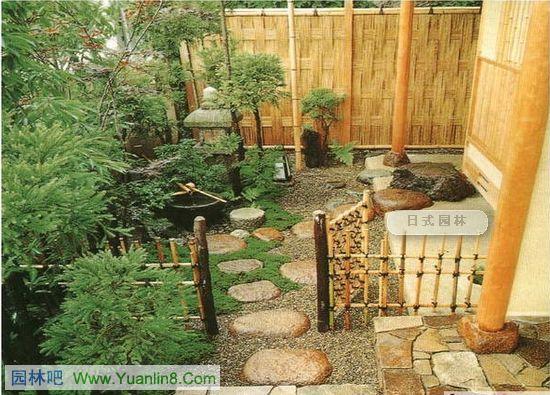 专题:日式庭园,日式园林景观设计案例-规划设计_园林吧