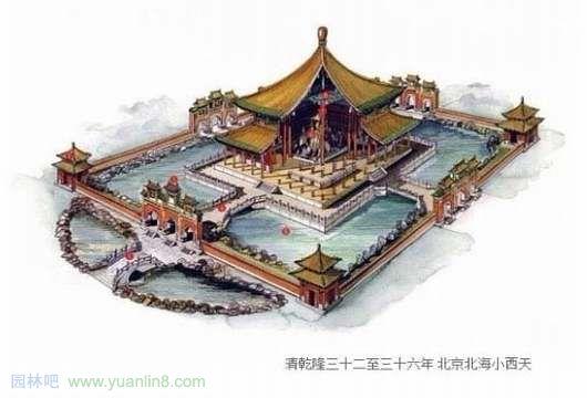 透视中国古建筑