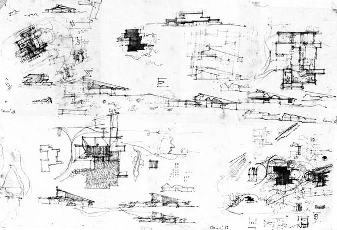 小议钢笔手绘表达对风景园林设计能力养成的意义