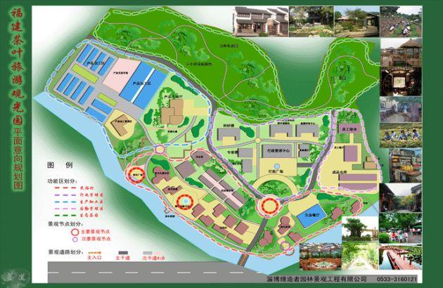农业园区规划设计应该怎么做?如何进行农业园区规划设计?