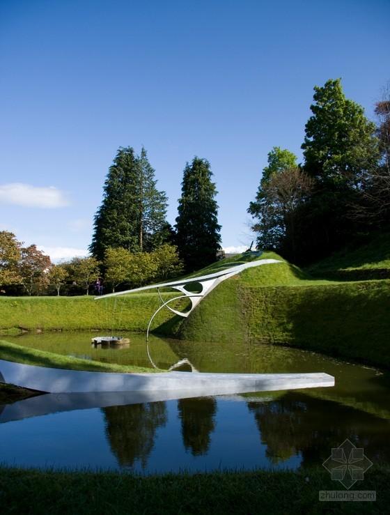 经典案例 苏格兰私家花园景观设计 景观规划 园林吧