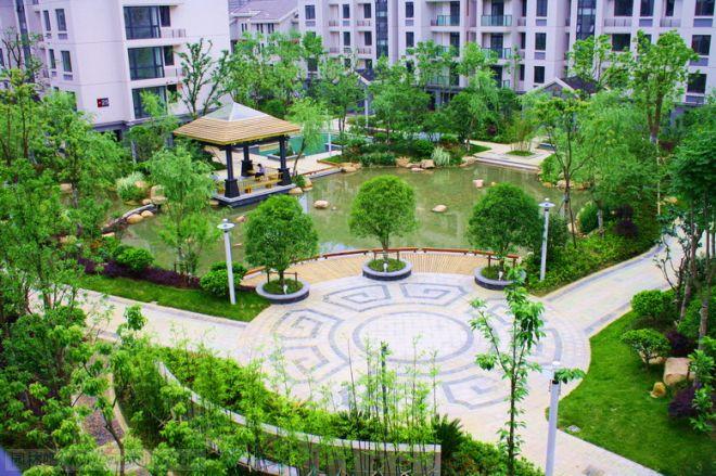 江苏东湖湿地公园_[公司案例]苏州中天品苑景观绿化工程-景观规划_园林吧
