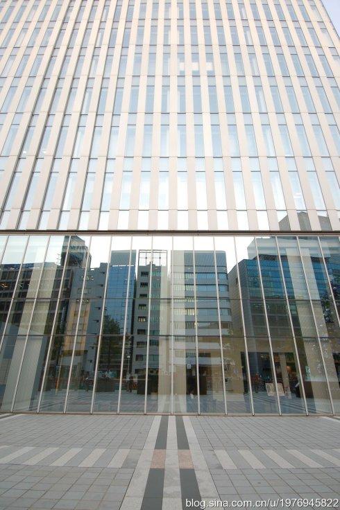 日本东京赤坂见附三井大楼景观-规划设计_园林吧