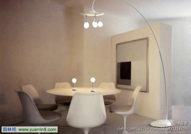 室内创意灯具-小文艺水滴灯