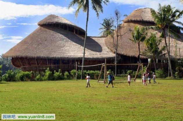 巴厘岛绿色学校 green
