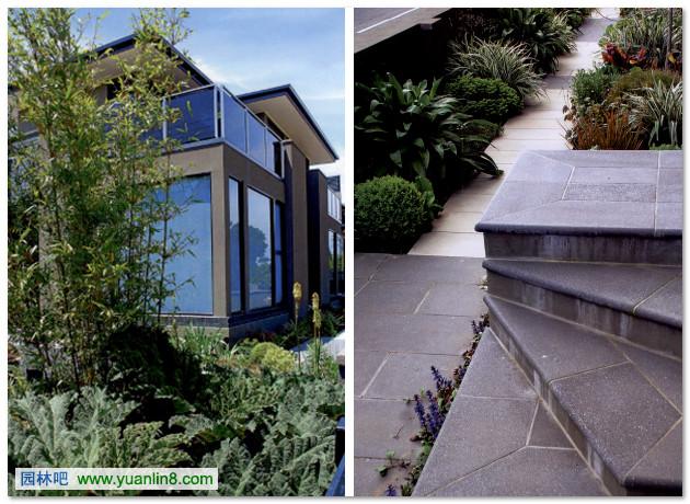 别墅庭院设计-绿趣庭院