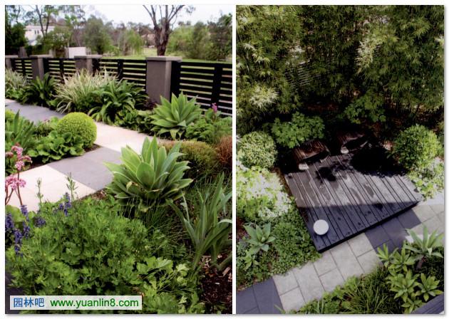 别墅庭院设计-绿趣庭院租房通州别墅图片