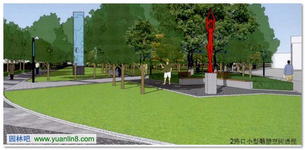 园林吧 规划设计 > 大地艺术式的造景--江宁河定桥城市公园    作为图片